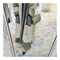 #Abaya plus #Chanel perf