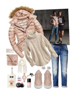 """""""The Cover Up – Jackets by Superdry: Contest Entry"""" by modern-glam-designs on Polyvore featuring Superdry, Fuji, Filling Pieces, Brother Vellies, Vivienne Westwood, Kate Spade, Michael Kors and Avon"""