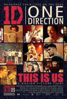 Veja o primeiro pôster do 1D: This Is Us, filme do One Direction! - Play - CAPRICHO