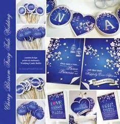 SILVER And royal blue wedding ideas - Keywords: #weddings #jevelweddingplanning Follow Us: www.jevelweddingplanning.com  www.facebook.com/jevelweddingplanning/