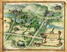 Spiderwick Chronicles Estate Map in color - Tumblr me67i9Siw61rftqy2o1 1280-1-