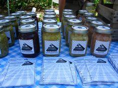 Recipe cards and Sauerkraut! San Pellegrino, Sauerkraut, Recipe Cards, Farmers Market, Special Events, Canning, Recipes, Food, Meal