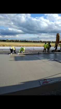 photo from Michael Risling FB Cement Masons Local  . Labor Union, Stamped Concrete, Concrete Floors, Cement, Construction, Masons, Building, Join, Life