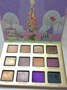 Merry Macaroons Too Faced Palette