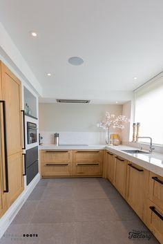 Ontwerp & Realisatie woonkamer & keuken