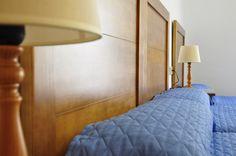 Detalle del dormitorio de 3 camas de la planta superior