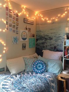 How to Decorate Your Dorm Room, Based on Your Zodiac Sign | hercampus.com