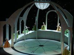cinderella set design - Google Search