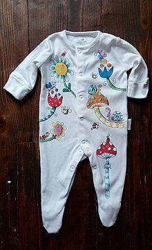 Detské oblečenie - Lucka farebna - 7158794_