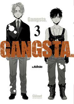 GANGSTA © Kohske 2011 / Shinchosha Publishing Co.