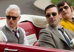 Mad Men 6: 1960s Style Lessons | Style Maven #madmen