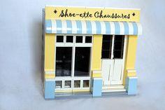 2008 - lego french shoe boutique