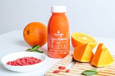 Vitamin Detox on Packaging of the World - Creative Package Design Gallery
