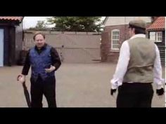 Tiffin on the Trinc Bartitsu Demonstration - YouTube