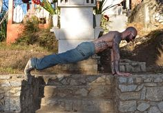 Push ups: The Perfect Primal Exercise