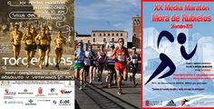 Los medios maratones de Tordesillas y Mora de Rubielos se encargarán de cerrar la temporada de competiciones 2014/2015. Más información: http://www.rfea.es/web/noticias/desarrollo.asp?codigo=8471#.VioIHtLhBdg