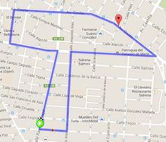Concurso de geoglifos de 30 dias en bici Bilbao. Inscríbete antes del lunes para poder participar!