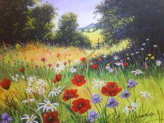 полевые цветы долины Стена Sisu .... это vicentiu