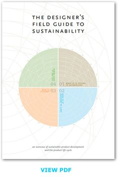 LUNAR : The Designer's Field Guide to Sustainability