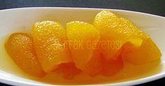 mutfak gazetesi: turunç reçeli