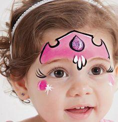 kinderfasching marienk fer schminken gesicht maske fasching carnival party marienk fer. Black Bedroom Furniture Sets. Home Design Ideas