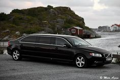 Volvo S80 Limousine  By NILSSON