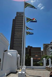 The Daydreamer's Diary: City lights - Cape Town