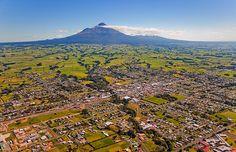 Stratford, Mount Taranaki,  see more at New Zealand Journeys app for iPad www.gopix.co.nz
