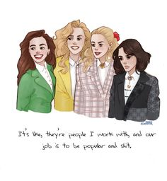 The Heathers Movie Heathers Fan Art, Heathers The Musical, Heathers Quotes, Theatre Nerds, Musical Theatre, Theater, Musical Hamilton, Christian Slater, Dear Evan Hansen