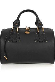 Chloé - Aurore leather duffle bag 8f303e5a64ebb