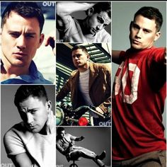 Channing oh Channing ...