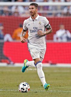 Captain Sergio Ramos #RMTour