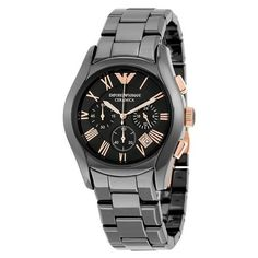 Emporio Armani Mens Watch AR1410  Visit:https://www.watchista.co.uk/collections/armani-men/products/emporio-armani-mens-watch-ar1410