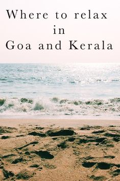 A complete guide to exploring beautiful Goa and Kerala over one month. This trip is all about relaxing, and includes a full 4 week itinerary with things to do, top hotels and accommodation and best restaurants and food. This part of India is an absolute paradise and should absolutely be added to your bucket list! Travel inspiration and practical tips for your trip to India. | Bridges and Balloons#India