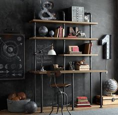 #Inspiration #wall #desk
