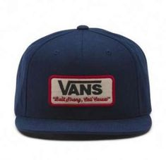 Shop Men's Hats & Beanies at Vans. Snapback, Fitted, Trucker, Visors & More. Shop a wide variety of new Vans Hats today! Nasa Jacket, Vans Hats, Baseball Caps For Sale, Baseball Tees, Nasa Clothes, Hat For Man, Hat Men, Moda Masculina, Snapback Hats