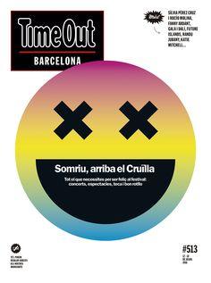 TOB513 July 12-18 Smile! The Cruïlla music festival is here!