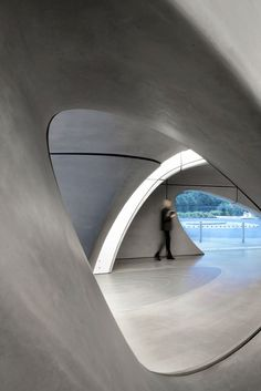 ROCA London Gallery  ZAHA HADID ARCHITECTS