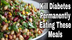 How to Cure Diabetes Permanently By Eating These Meals | Healthy Life Home Remedies For Diabetes, Cure Diabetes Naturally, Women's Health, Health Care, Health Fitness, Diabetes Food, Good Health Tips, Health Problems, Diabetic Recipes