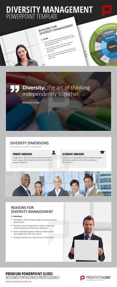 #Diversity: The art of thinking independently together.