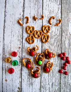 Reindeer Christmas Treats