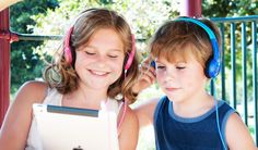 KidJamz headphones kids protect kids' ears. Affordable too