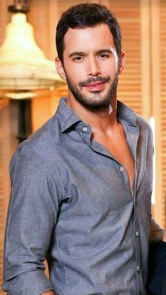 Turkish Men, Turkish Fashion, Turkish Beauty, Turkish Actors, Hot Actors, Actors & Actresses, Young Celebrities, Celebs, Mens Hairstyles With Beard