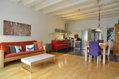 Appartement Prinsengracht   €2350 / 95m2 (ex) /  2 bedrooms