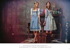 #ClippedOnIssuu from Lookbook Kollektion Frühjahr/Sommer 2015 | Kinga Mathe | Dirndl & Trachten Couture