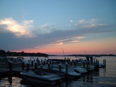 Lake Minnetonka. My favorite place to be in the Summer. I'm a totally different person when I'm on water. Pure Bliss