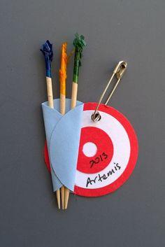 Archery Quiver & Target SWAP