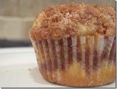 Insanely Cinnamon Muffins
