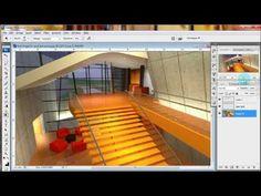 photoshop render tutorial