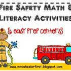 $October is fire safety month!  Teach children about the importance of fire safety with this 37-page center pack.  It's appropriate for 1st and 2nd ...